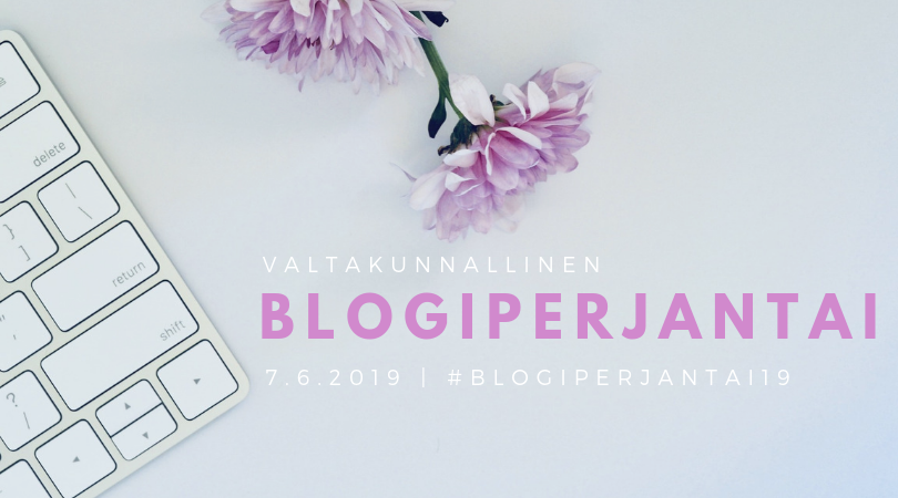 #blogiperjantai19