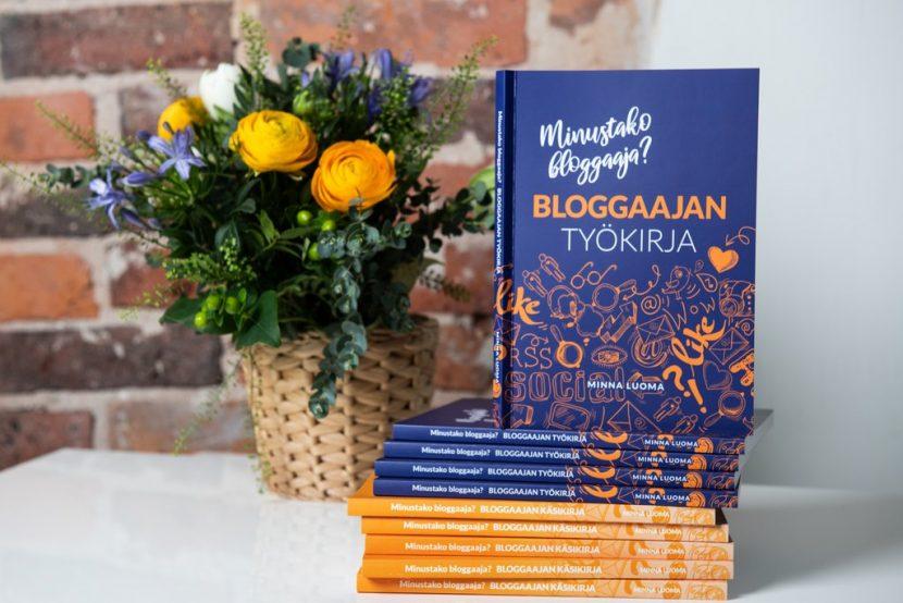 Mikä Bloggaajan työkirja on?